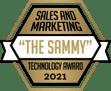 2021 Sales And Marketing Technology Award Winner Sammy