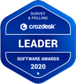 Crozdesk Survey And Polling