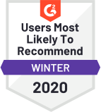 G 2 Live Chat All Segments Most Likely To Recommend 2020