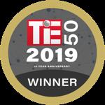Tie50 Winner 2019