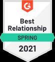 Best Relationship Spring 2021