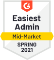Easiest Admin Mm Spring 2021