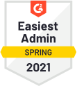 Easiest Admin Spring 2021