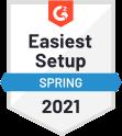 Easiest Setup Spring 2021