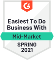 Easiest To Do Business With Mm Spring 2021