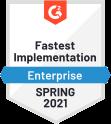 Fastest Implementation Ent Spring 2021