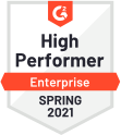 High Performer Ent Spring 2021
