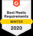 G 2 Ent Fb Best Meets Reqs Q 1 2020