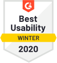 G 2 Orm All Segments Best Usability Q 1 2020