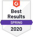 G 2 Orm Best Results Q 2 2020