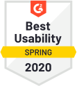 G 2 Orm Best Usability Q 2 2020