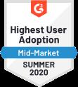 Mm Highest User Adoption