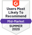 Mm Users Most Likely To Recommend