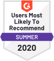 Overall Users Most Likely To Recommend