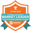 Featured Customers Customer Success Award