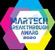 Mar Tech Breakthrough Awards Badge 2020