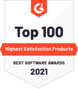 Top 100 Highest Satisfaction Products