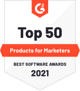 Top 50 Products For Marketers