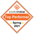 Top Performer Spring 2021 White
