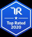 Trust Radius Top Rated 2020