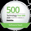 Deloitte Technology Fast 500 Winner 2020