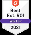 Best Est Roi Winter 2021