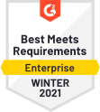Best Meets Requirements Ent Winter 2021