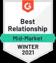 Best Relationship Mm Winter 2021