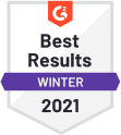 Best Results Winter 2021