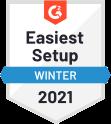 Easiest Setup Winter 2021