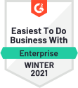 Easiest To Do Business With Ent Winter 2021