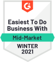 Easiest To Do Business With Mm Winter 2021