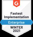 Fastest Implementation Ent Winter 2021
