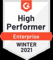 High Performer Ent Winter 2021