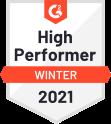 High Performer Winter 2021
