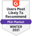 Users Most Likely To Rec Mm Winter 2021