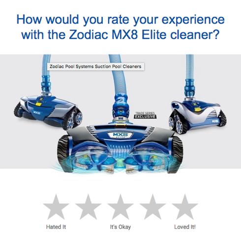 Zodiac Cleaner