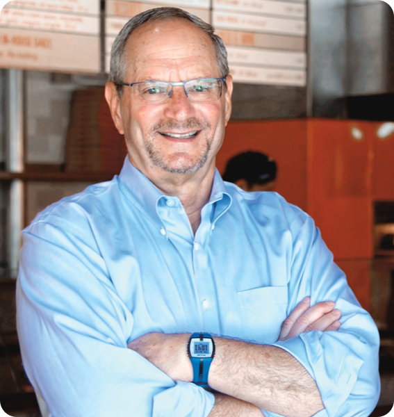 Jim Mizes Ceo And President Blaze Pizza