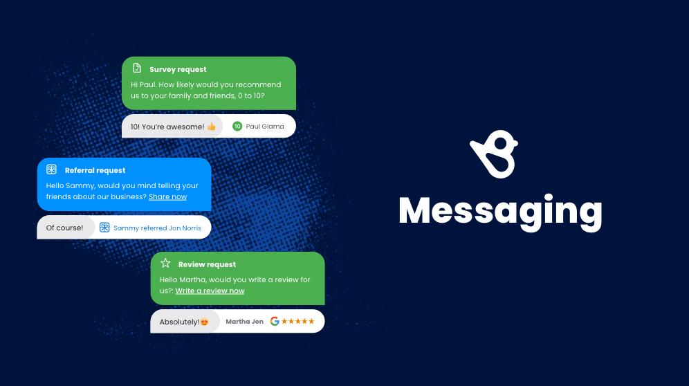 Birdeye Messaging Demo