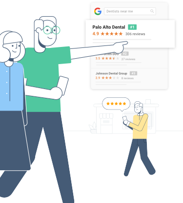 Online Review Management | Customer Review Software | BirdEye