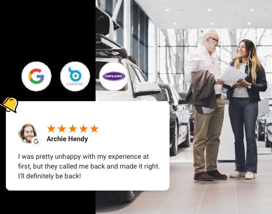 Manage Customer Feedback