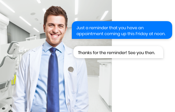 Stay Connected With Patients Using Text