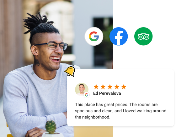 Stay On Top Of Reviews On Google And Tripadvisor