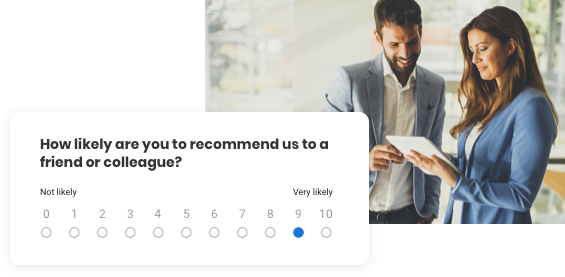 Get Quality Feedback With Customizable Surveys