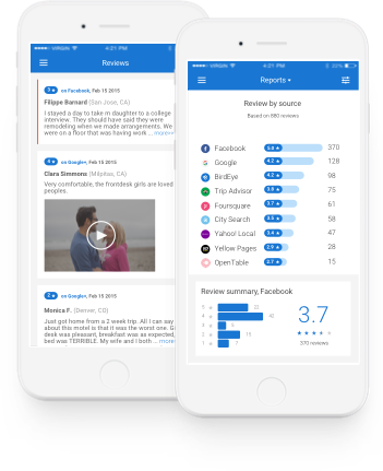Mobile App Phone Real Estate