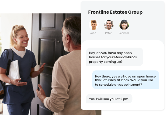 Sell Properties Faster With Livechat