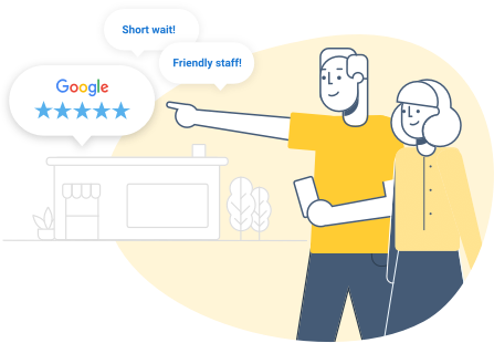 Grow Your Reviews Increase Your Credibility