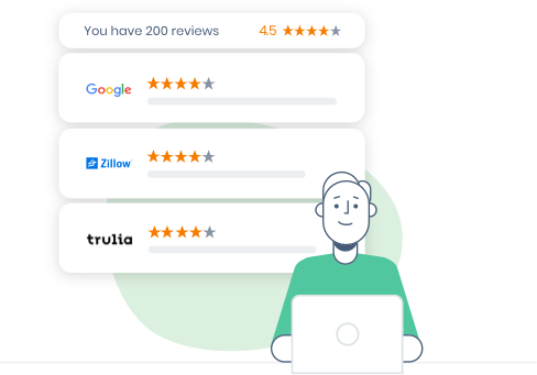 Stay On Top Of Reviews On Google And Zillow
