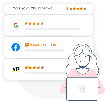 Manage All Of Your Customer Reviews