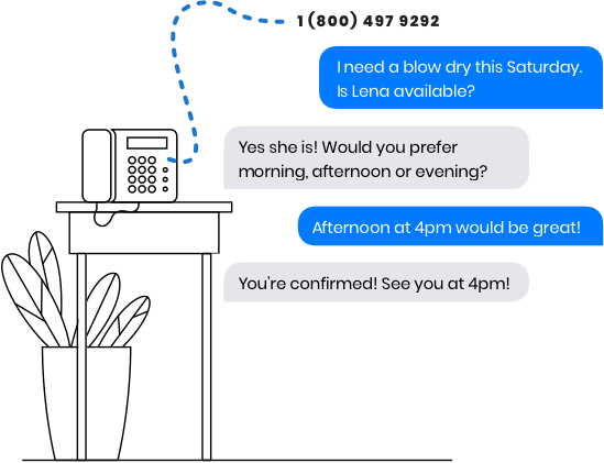 Make Your Landline Textable